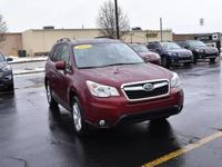 This outstanding example of a 2014 Subaru Forester 2.5i