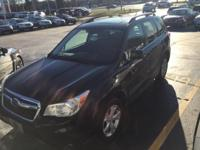 This 2014 Subaru Forester 2.5i Limited is offered to