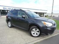 FUEL EFFICIENT 32 MPG Hwy/24 MPG City! CARFAX 1-Owner.
