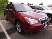 Look at this 2014 Subaru Forester 2.5i Limited. Its