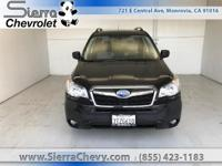 This 2014 Subaru Forester 2.5i is for Subaru buffs the