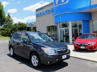 2014 Subaru Forester Limited, Leather, Panoramic