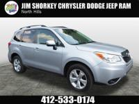 2014 Subaru Forester 2.5i Limited New Price! CARFAX