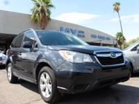 Options:  2014 Subaru Forester 4Dr Auto 2.5I Premium
