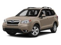 2014 Subaru Forester 2.5i Premium PZEV EXCLUSIVE