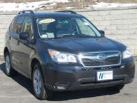 2014 Subaru Forester 2.5i Premium PZEV Odometer is