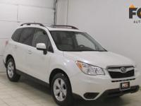 This 2014 Subaru Forester 2.5i Premium is proudly