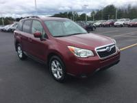 Step into the 2014 Subaru Forester! An awesome price