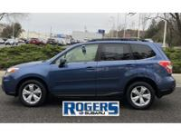This 2014 Subaru Forester is a Certified Pre-owned