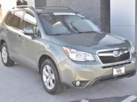 LOW MILES! Subaru Certified. Clean CARFAX One-Owner.