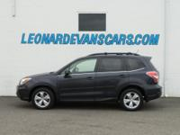 Options:  2014 Subaru Forester Touring W/Eyesight