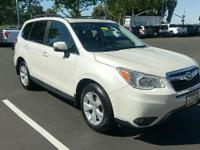 ***WOW! LOADED AND EXTREMELY RARE 2014 SUBARU FORESTER