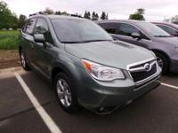 Look at this 2014 Subaru Forester 2.5i Touring. Its