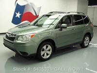 2014 Subaru Forester 2.5L H4 Engine,Automatic