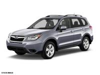 Check out this amazing 2014 Subaru Forester WAGON,