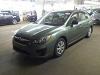 Come see this 2014 Subaru Impreza Sedan 2.0I. Its