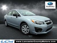 Impreza 2.0i, Carfax One Owner!, *Local Trade, Not a