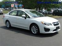 One-Owner! Like New Condition, this 2014 Impreza is for