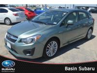The versatile and rewarding 2014 Subaru Impreza 2.0i