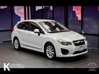 4D Hatchback, 2.0L 4-Cylinder SMPI DOHC 16V, AWD, and