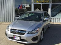 Come test drive this 2014 Subaru Impreza! For drivers