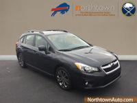 41,000 mile AWD Certified Pre Owned Impreza Sport