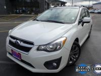 Options:  2014 Subaru Impreza 2.0I Sport