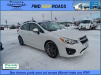 This 2014 Subaru Impreza 2.0i Sport Limited features a