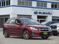 **** FORMER LEASE VEHICLE **** This 2014 Subaru IMPREZA
