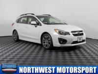Clean Carfax One Owner Hatchback with Bluetooth!