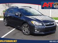 Clean CARFAX. Certified. Dark Gray Metallic 2014 Subaru
