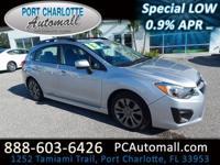 The rewarding 2014 Subaru Impreza sedan, shown here in