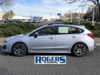 This 2014 Subaru Impreza Sport is a Clean, Locally