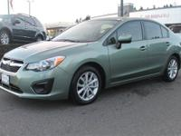 Check out this 2014 Subaru Impreza Sedan Premium. It