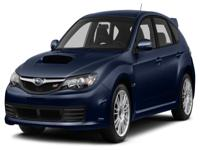 Options:  2014 Subaru Impreza Wrx Sti|Miles: