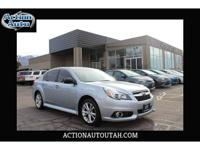 2014 Subaru Legacy - Clean Title - 1 Owner - No