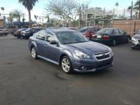 Looking for a clean, well-cared for 2014 Subaru Legacy?