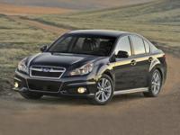 2014 Subaru Legacy 2.5i in gold custom features