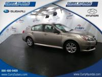 Come see this 2014 Subaru Legacy 2.5i. Its Variable
