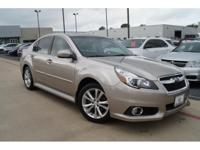Load your family into the 2014 Subaru Legacy! A great
