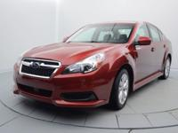 New Price! 2014 Subaru Legacy 2.5i Clean CARFAX.