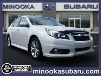 Come test drive this 2014 Subaru Legacy! It offers the