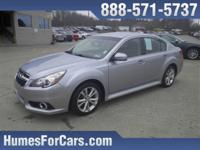 Checkout this Humes 2014 Ice Silver Metallic Subaru