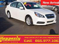 Recent Arrival! CARFAX One-Owner. 2014 Subaru Legacy