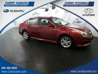 Check out this 2014 Subaru Legacy 2.5i Premium. Its