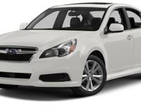 Options:  2014 Subaru Legacy 2.5I Sport|Miles:
