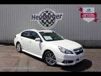 Clean CarFax with only one owner and Subaru Certified