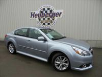 2014 Subaru Legacy 2.5i premium with only 11,773 miles