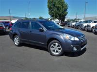 Options:  2014 Subaru Outback 2.5I Limited (Cvt)|We