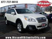 Check out this 2014 Subaru Outback 2.5i Limited. Its